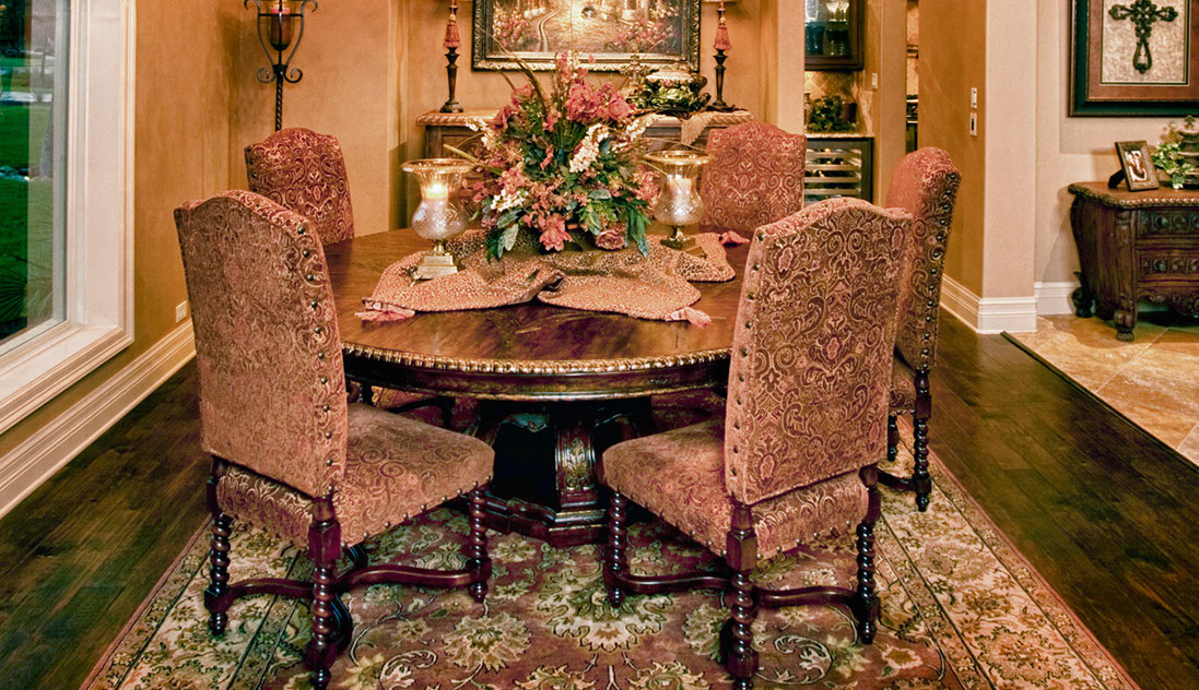 Dining Hill Country Interiors, Hill Country Dining Room Furniture